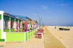 Portugali Monto Gordo uimarannat ja golf radat source:http://www.flickr.com/photos/22746515@N02/3431302144/#